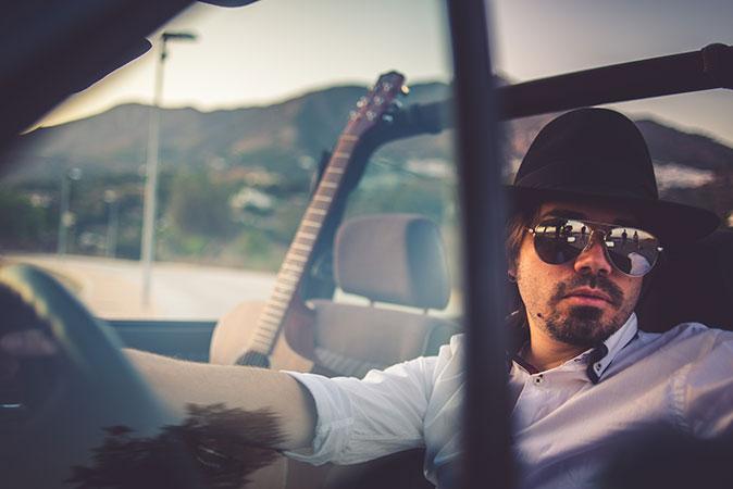 David-Little-rock